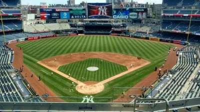 Yankee Stadium secção 320b
