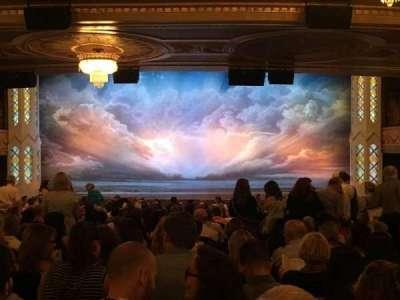 Eugene O'Neill Theatre secção Standing room