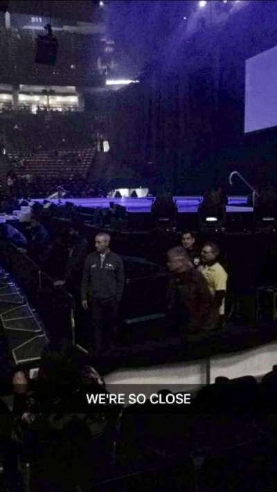 Scotiabank Arena secção 118
