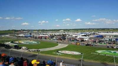 Kentucky Speedway secção 3C