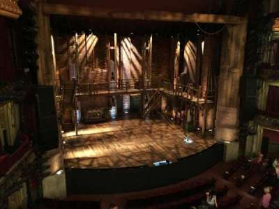 PrivateBank Theatre, secção: Mezzanine L, fila: C, lugar: 5
