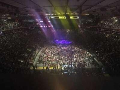 Madison Square Garden secção 304