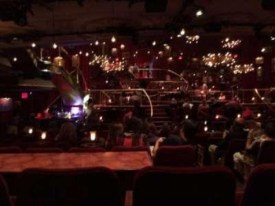 Imperial Theatre, secção: 3, fila: N, lugar: 7
