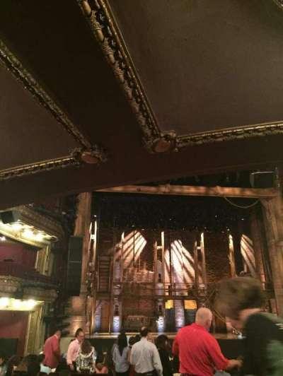 PrivateBank Theatre, secção: Orchestra C, fila: v, lugar: 101,102