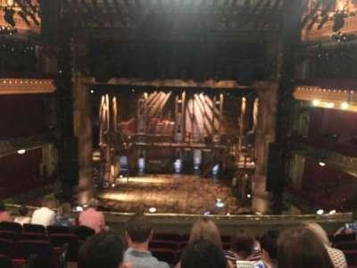 PrivateBank Theatre, secção: MEZZRC, fila: H, lugar: 302