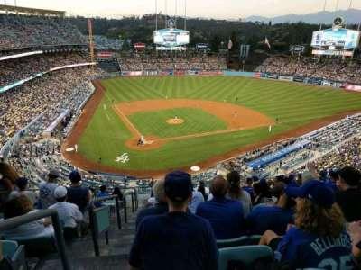 Dodger Stadium secção 6RS