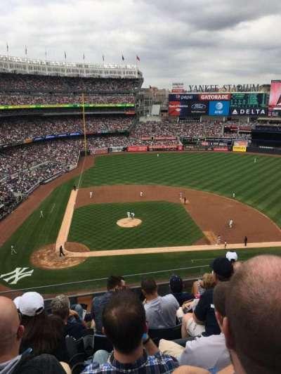 Yankee Stadium secção 317