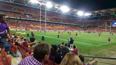 Suncorp Stadium, secção: 335, fila: 7, lugar: 35