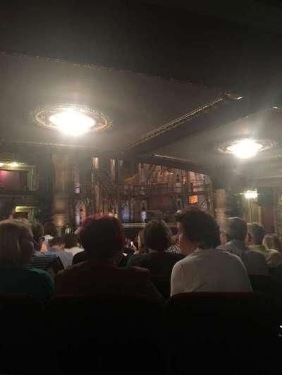 PrivateBank Theatre, secção: Orchestra R, fila: W, lugar: 10