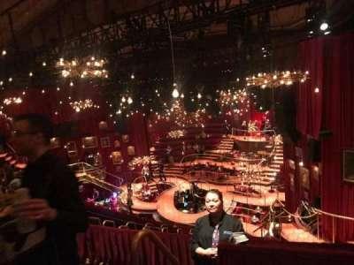 Imperial Theatre, secção: Rear Mezz Section 1, fila: C, lugar: 3