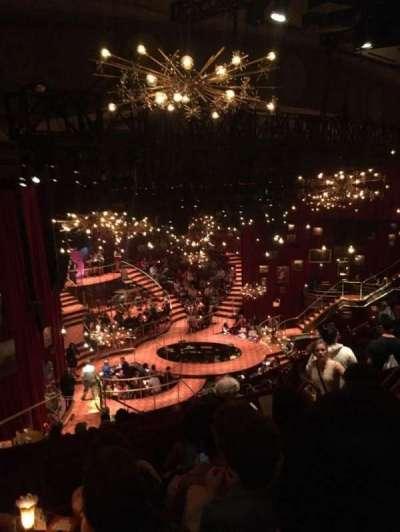 Imperial Theatre, secção: Rear Mezzanine, fila: E, lugar: 7