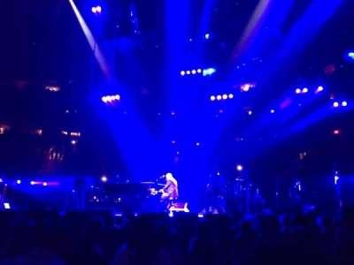 Madison Square Garden secção Floor