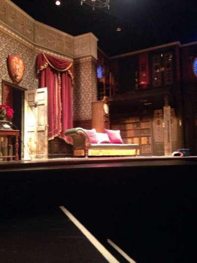 Lyceum Theatre (Broadway) secção Orchestra L