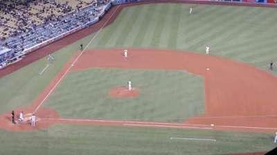 Dodger Stadium secção 12RS