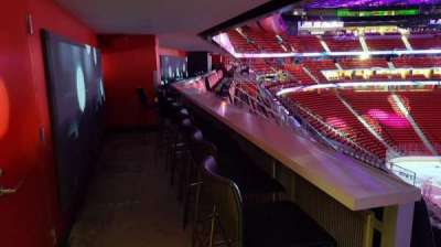 Little Caesars Arena secção M24