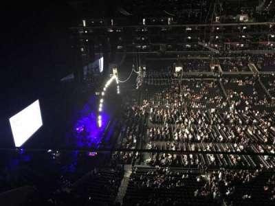Staples Center secção 319