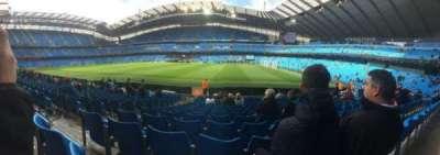 Etihad Stadium (Manchester) secção 101
