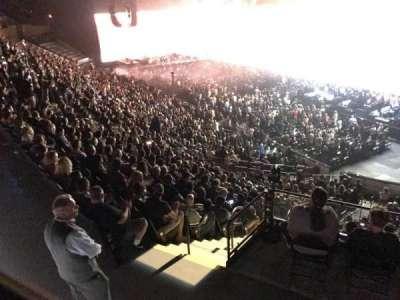 Madison Square Garden secção 209