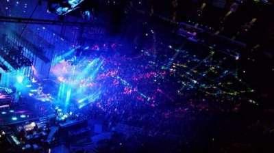 Little Caesars Arena secção M33