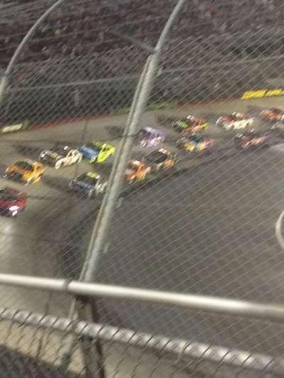 Bristol Motor Speedway, secção: Daryl waltrip, fila: 2, lugar: 9-10