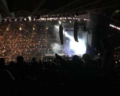 Oakland Arena secção 232