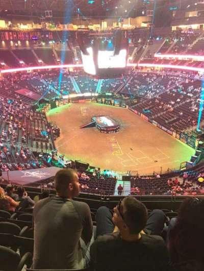 T-Mobile Arena secção 212