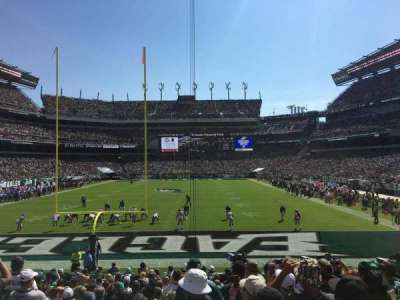 Lincoln Financial Field, secção: 130, fila: 16, lugar: 21
