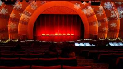 Radio City Music Hall secção 2nd Mezzanine 5