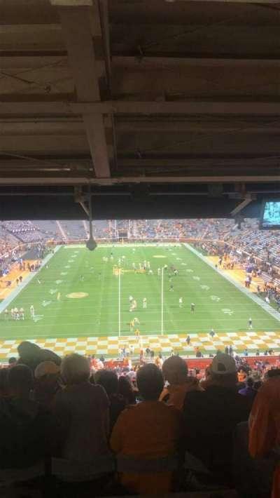 Neyland Stadium secção Y8