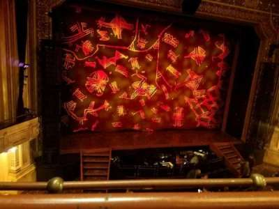 Hippodrome Theatre, secção: Left Grand Suite, fila: B, lugar: 209