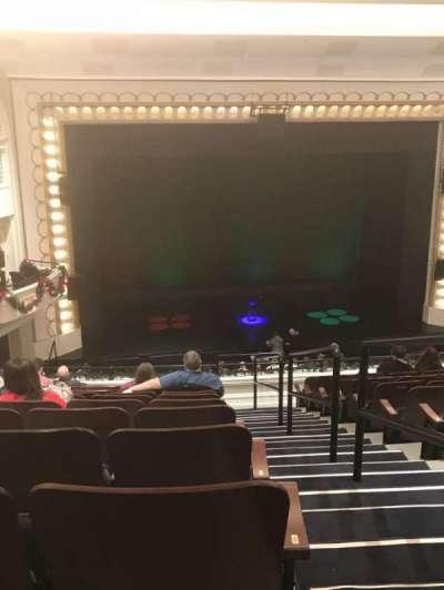 Bloomington Center for the Performing Arts, secção: Balcony L, fila: MM, lugar: 1