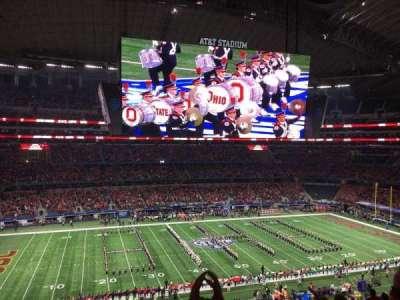 AT&T Stadium secção C338