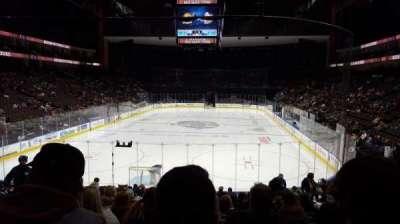 VyStar Veterans Memorial Arena secção 108