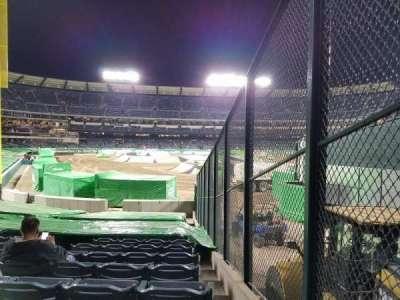 Angel Stadium secção F135