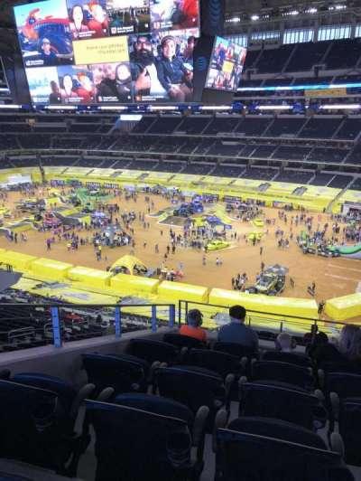 AT&T Stadium secção 305