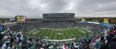 Spartan Stadium secção 109