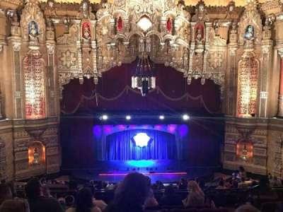 Fox Theatre (Detroit) secção GA3