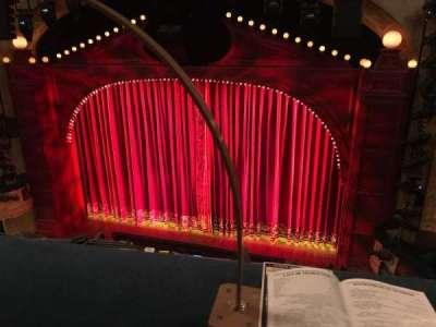 Shubert Theatre secção Balcony R