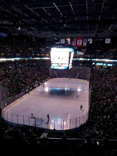 Nationwide Arena, secção: 223, fila: F, lugar: 5
