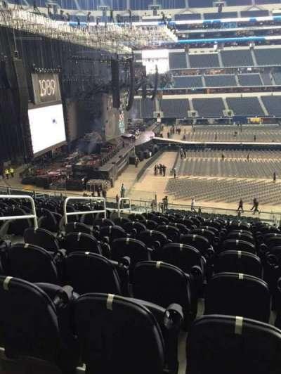 AT&T Stadium secção C237
