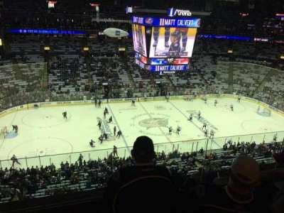 Nationwide Arena, secção: 218, fila: E, lugar: 15