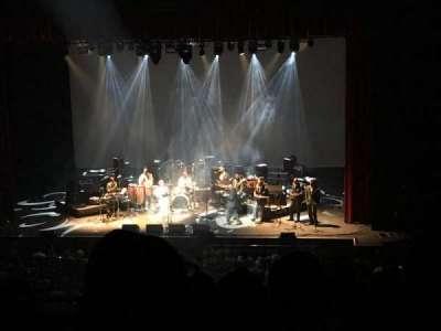 Durham Performing Arts Center secção Grand Tier