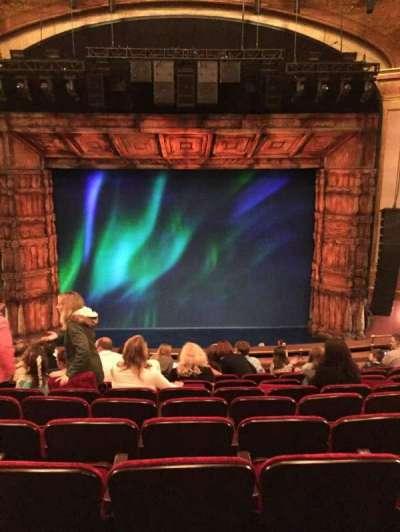 St. James Theatre secção Center Mezz