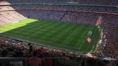 Wembley Stadium, secção: 548, fila: 21, lugar: 253