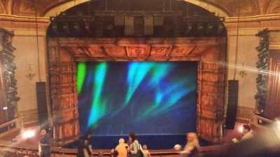 St. James Theatre secção Center Mezzanine