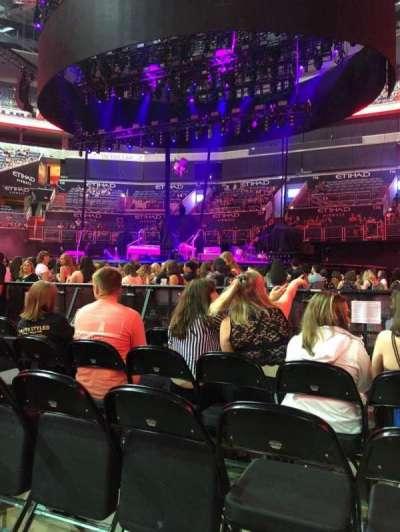 Capital One Arena secção Floor 3