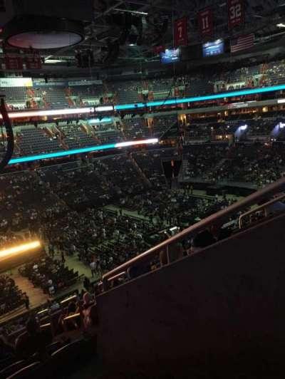 Capital One Arena secção 228