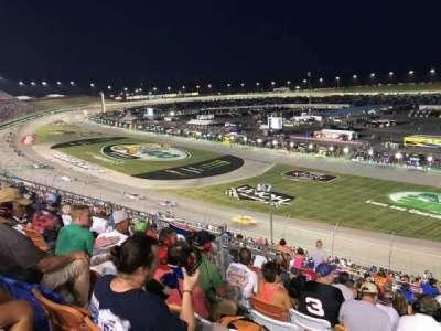 Kentucky Speedway, secção: Kentucky Tower P