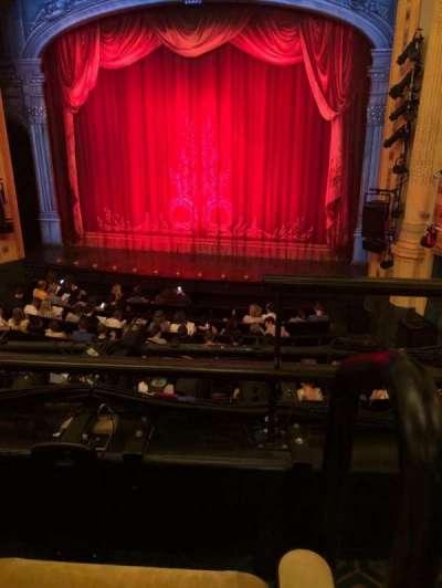 Hudson Theatre secção Dress Circle C