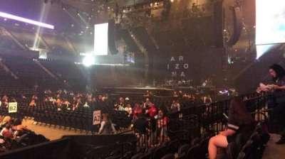 Nassau Veterans Memorial Coliseum secção 4